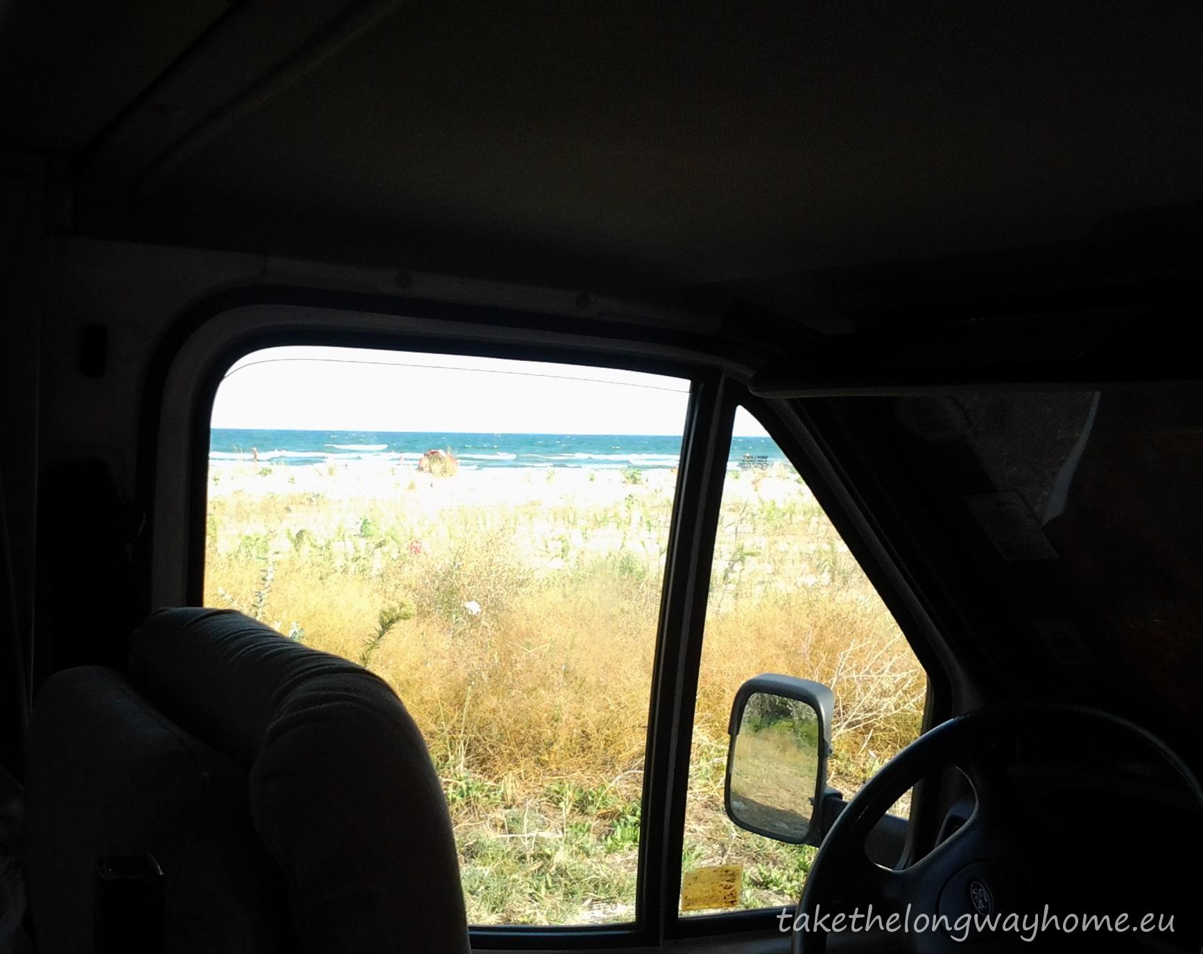 Cu vedere la mare