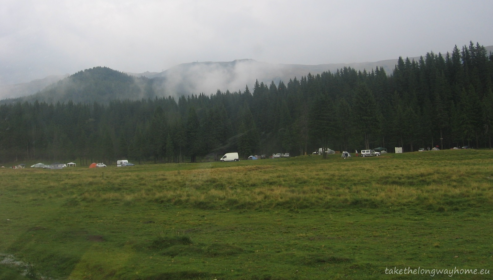 Off-camping Padina