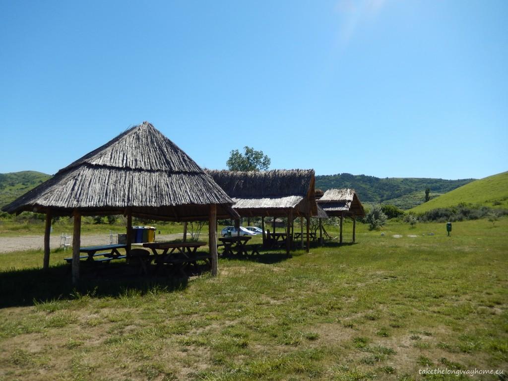Campingul este deschis pe tot parcursul anului, 24h/24h