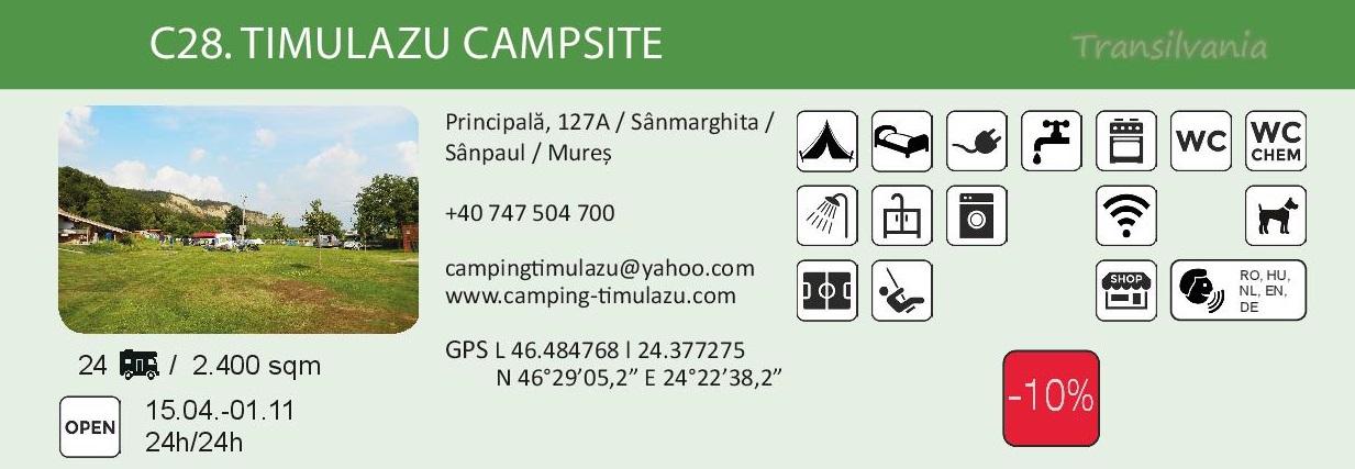#campsitesinromania