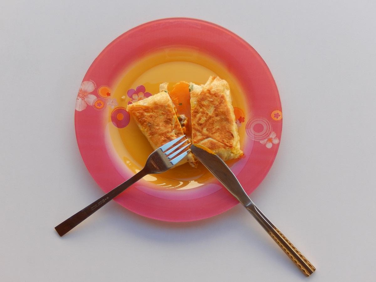 Gătim la rulotă - Ton cu ou în foitaj