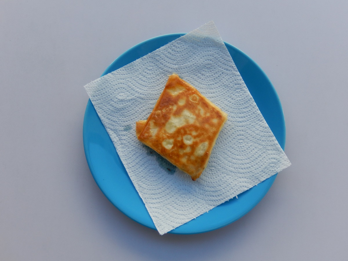 Rețeta Ton cu ou in foitaj