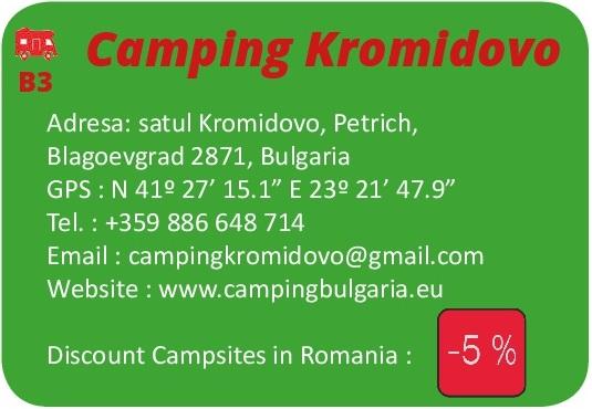 Kromidovo Camping