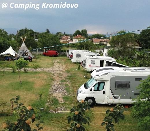 Camping Kromidovo, Bulgaria