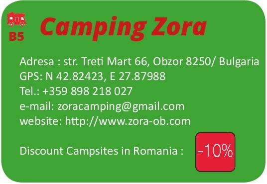 Zora Camping