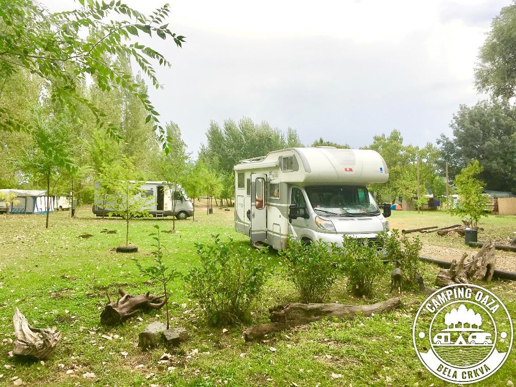 Camping In Serbia Oaza Takethelongwayhome Eu