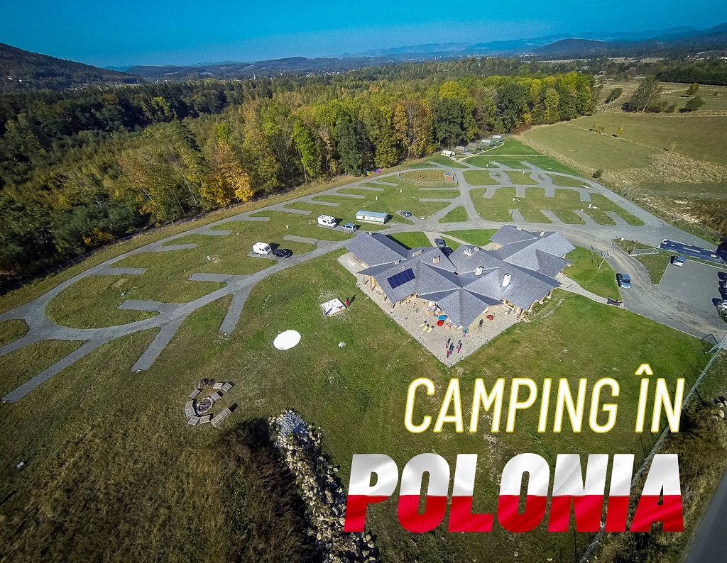 Camping in Polonia
