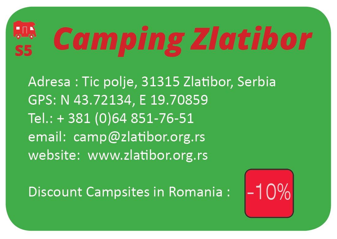 Camping Zlatibor