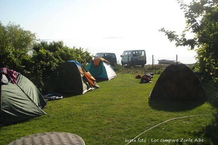 Camping Zorile Albe