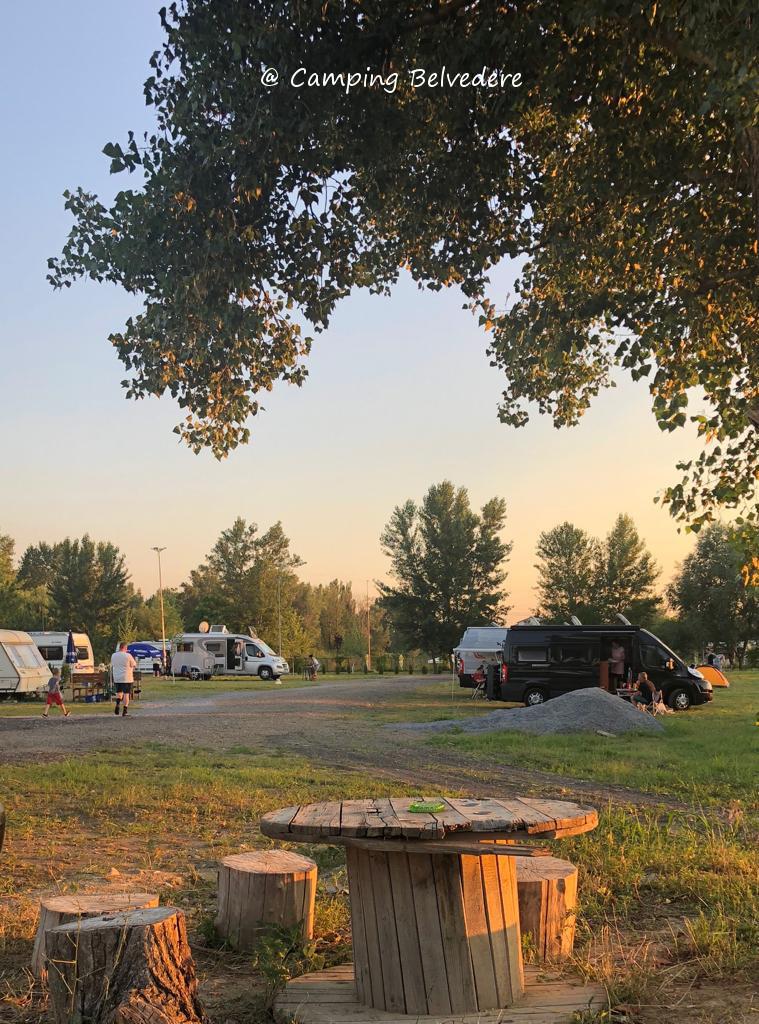 seara in camping